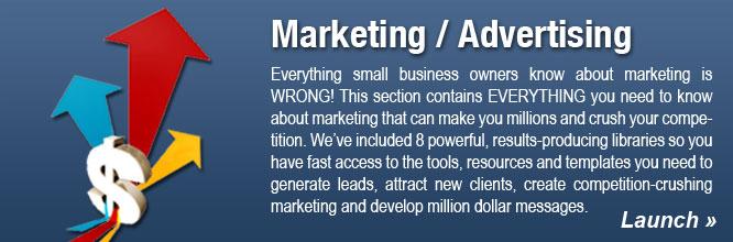 Marketing / Advertising