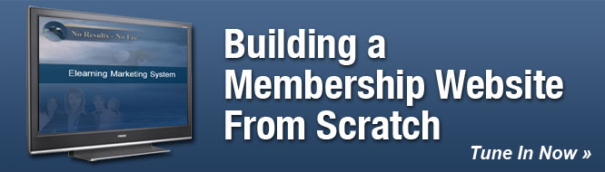 Building a Membership Website From Scratch