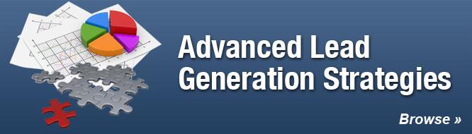 Advanced Lead Generation Strategies