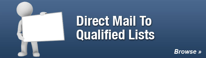 Direct Mail To Qualified Lists