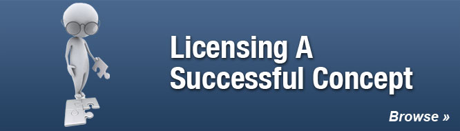 Licensing A Successful Concept