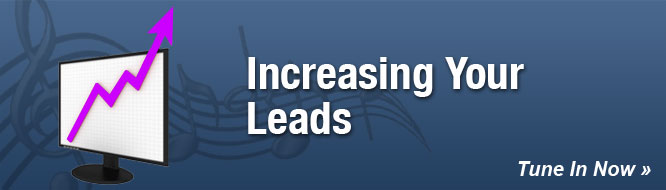 Increasing Your Leads