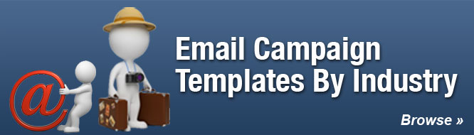 Email Campaign Templates By Industry