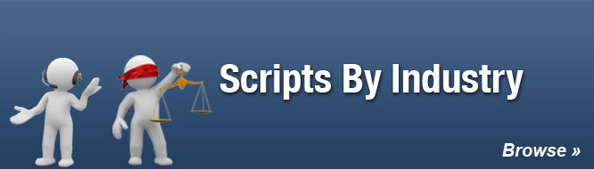 Scripts By Industry