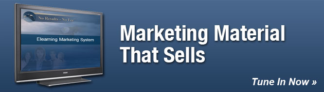 Marketing Material That Sells