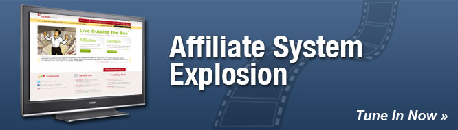Affiliate System Explosion