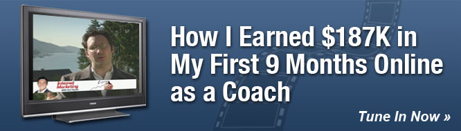 How I Earned $187,000.00 in My First 9 Months Online as a Coach