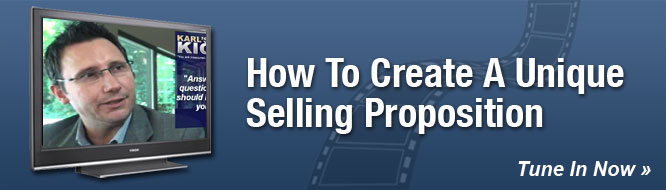 How To Create A Unique Selling Proposition