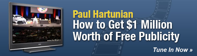 How to Get $1 Million Worth of Free Publicity