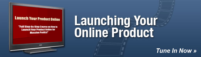 Launching Your Online Product