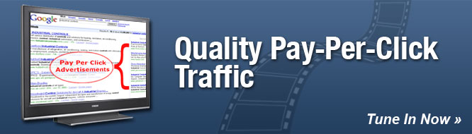 Quality Pay-Per-Click Traffic