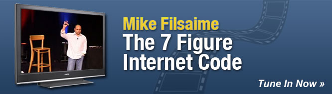 The 7 Figure Internet Code
