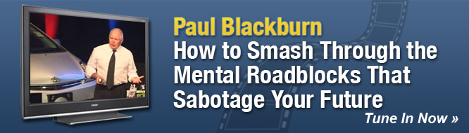 How to Smash Through the Mental Roadblocks That Sabotage Your Future