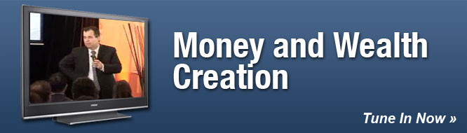 Money and Wealth Creation