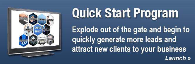 Quick Start Program