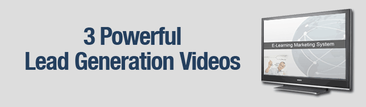 3 Powerful Lead Generation Videos