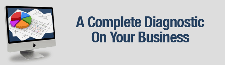 A Complete Diagnostic On Your Business