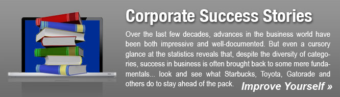 Corporate Success Stories