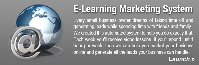 E-Learning Marketing System