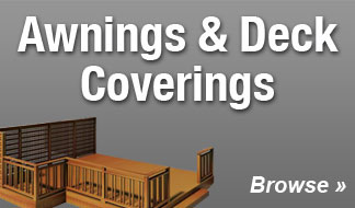 Awnings and Deck Coverings