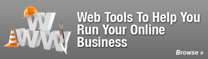 Web Tools to Help You Run Your Business
