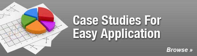 Case Studies For Easy Application