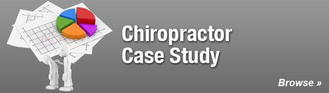 Chiropractor Case Study