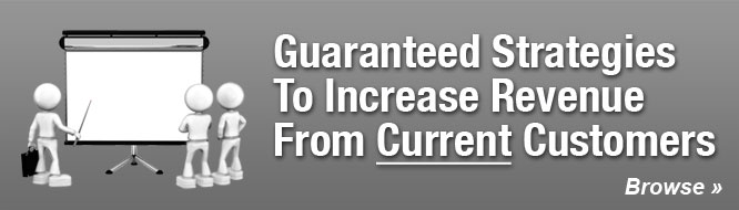 Guaranteed Strategies To Increase Revenue From Current Customers