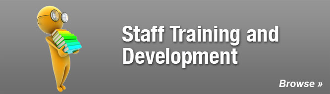 Staff Training and Development