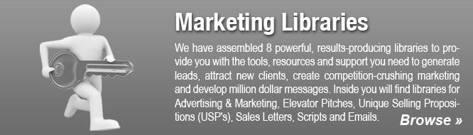Marketing Libraries