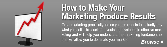How to Make Your Marketing Produce Results