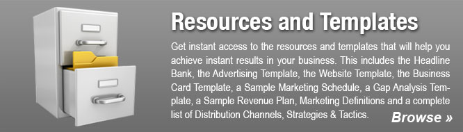 Resources and Templates