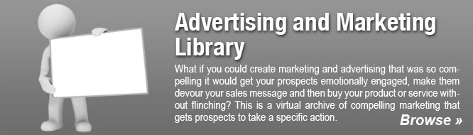 Advertising and Marketing Library