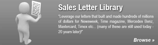 Sales Letter Library