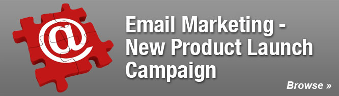 Email Marketing – New Product Launch Campaign