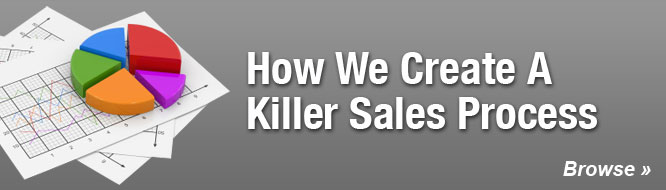 How We Create A Killer Sales Process
