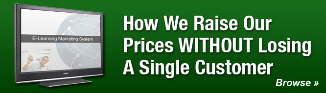 How We Raise Our Prices WITHOUT Losing A Single Customer