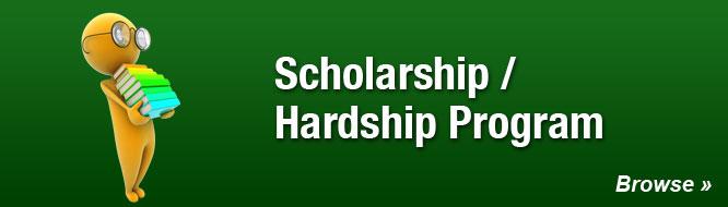 Scholarship Hardship Program
