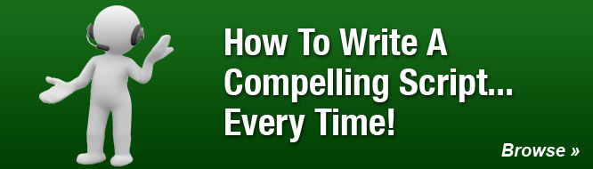 How To Write A Compelling Script... Every Time!