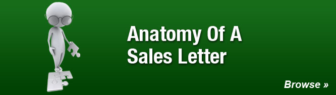 Anatomy of a Sales Letter