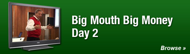 Big Mouth Big Money Day 2