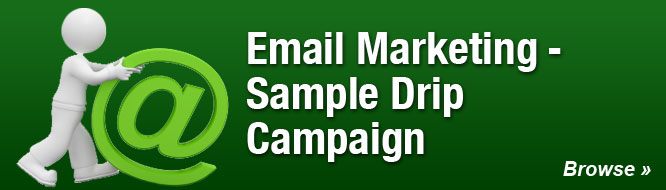 Email Marketing – Sample Drip Campaign