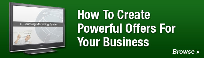 How To Create Powerful Offers For Your Business