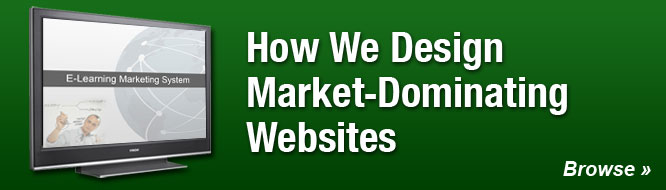 How We Design Market-Dominating Websites