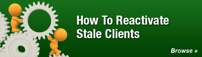 How To Reactivate Stale Clients
