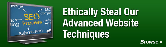 Ethically Steal Our Advanced Website Techniques
