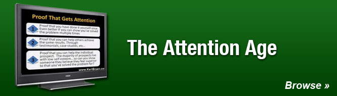 The Attention Age