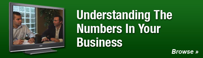 Understanding The Numbers In Your Business