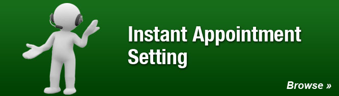 Instant Appointment Setting