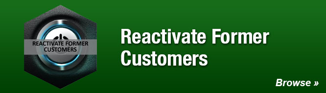Reactivate Former Customers
